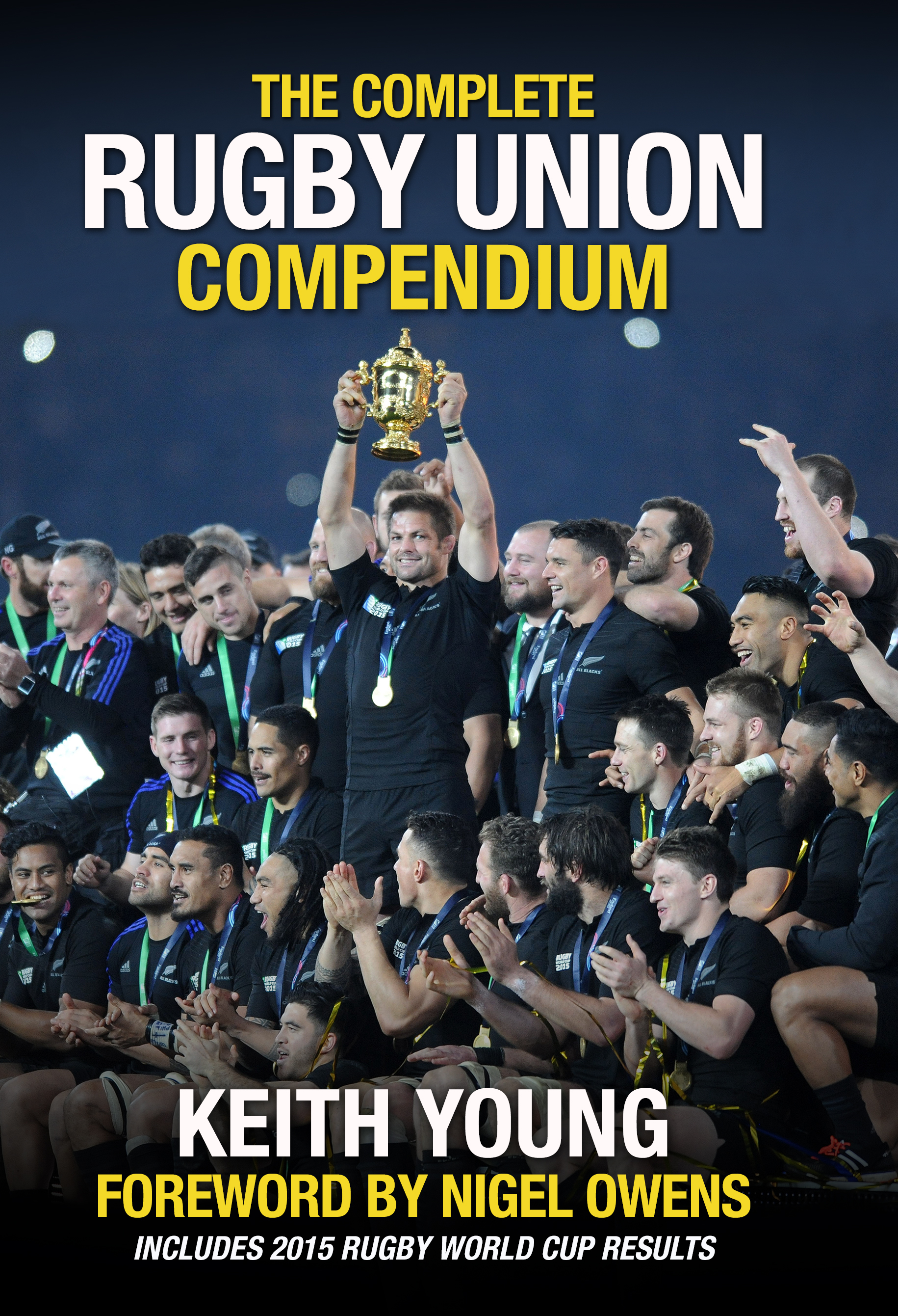The Complete Rugby Compendium